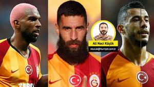 Son dakika | Galatasarayda bu hafta Jimmy Durmaz, Babel ve Belhandadan biri gidecek
