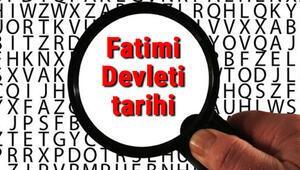 Fatimi Devleti tarihi - Fatimiler Kuruluşu, Kurucusu, Hükümdarları, Sınırları Ve Yıkılışı hakkında özet bilgi