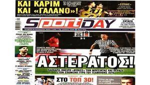 Yunan basınında Beşiktaş maçının yankıları Rüya gibi...
