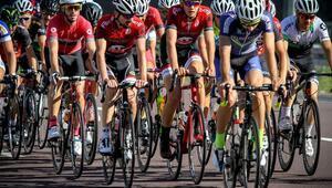 Türkiye'nin sosyal mesafeli İlk uluslararası bisiklet yarışı için geri sayım başladı