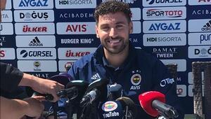 Fenerbahçenin yeni transferi Sinan Gümüşten Lukas Podolski ve Galatasaray cevabı