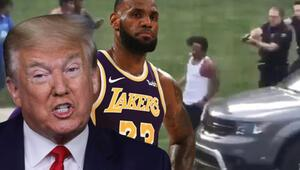 Sahaya çıkmadılar NBAde ortalık fena karıştı