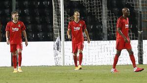Yunan basını: Beşiktaş ilk 30 dakika topu göremedi