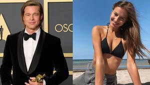 Brad Pitt kaybettiği aşkı genç model Nicole Poturalskide mi buldu