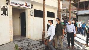 Kızıltepede umumi tuvalet hizmete açıldı