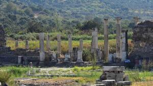 Apollon'nun kehanetiyle Magnetlerin kurduğu şehir: Magnesia