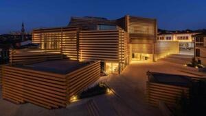 Odunpazarı Modern Müzede terasta ücretsiz film akşamları