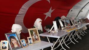 HDP önündeki eylemde 360ıncı gün