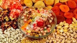 Manevi değeri ve lezzetinin yanında tam bir sağlık deposu... İşte aşurenin faydaları