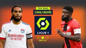 Bayerni kök söktüren Lyon, Ligue 1 macerasına başlıyor Galibiyetlerine iddaada...