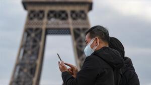 Paris'te yarından itibaren maske takmak zorunlu olacak