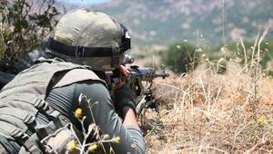 MSB duyurdu PKKlı iki terörist etkisiz hale getirildi
