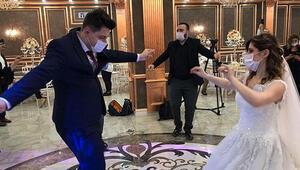 Aydında düğünlerde gelin ve damat dışında kimse oynamayacak