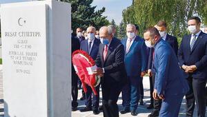 Kılıçdaroğlu: Lozan'a başı dik gitmenin en önemli adımı