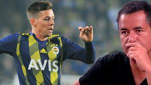 Son Dakika Haberi | Acun Ilıcalının takımı Fenerbahçeden Miha Zajcı resmen istedi Transfer...