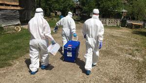 Sağlık çalışanının dikkati koronavirüsün onlarca kişiye bulaşmasını önledi