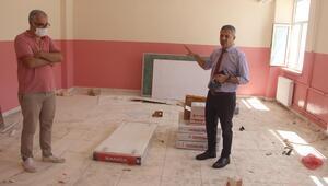 Diyarbakır'da okullara depreme karşı güçlendirme