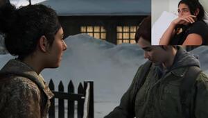 The Last of Us Part 2: Dina kendini izlerken göz yaşlarına boğuldu