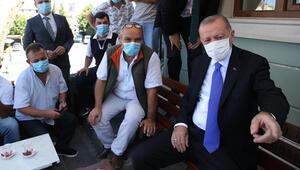 Cumhurbaşkanı Erdoğan: Her geçen gün daha iyi konuma geliyoruz