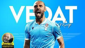 Fenerbahçede ayrılık sinyali Vedat Muriqi
