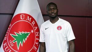 Moussa Sow: Fenerbahçeyi çalıştırmak isterim