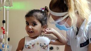 3 yaşındaki böbrek hastası Pınar, organ bekliyor