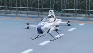 Japonyada uçan otomobil hayaline bir adım daha yaklaşıldı