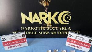Eskişehir'de uyuşturucu operasyonuna 3 gözaltı