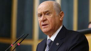 Son dakika haberler... MHP lideri Bahçeli: Akdeniz ve Egedeki tarihsel çıkarlarımıza sırt dönmemiz düşünülemeyecektir