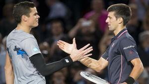 Western & Southern Açıkta finalin adı Novak Djokovic - Milos Raonic