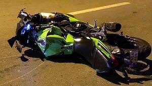 Düğünden evine dönerken, motosiklet kazasında öldü