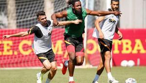 Galatasarayda yeni sezon hazırlıkları devam ediyor