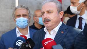 Son dakika haberler: TBMM Başkanı Şentoptan Doğu Akdeniz açıklaması