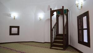 Kütahya'da Fatih sultan Mehmet'in eğitim gördüğü mescit restore edildi