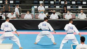 Türkiye Kulüplerarası Takım Karate Şampiyonasında dereceye girenler belirlendi