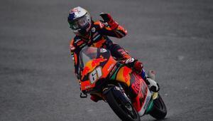 Milli motosikletçilerin dünya şampiyonalarındaki mücadelesi sürüyor