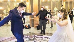 İstanbul'da yasaklar yarın başlıyor: Kapalı alanda nişan-kına, düğünde halay, yemek yasak
