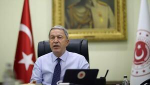 Milli Savunma Bakanı Akardan 30 Ağustos Zafer Bayramı mesajı