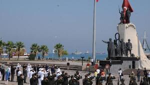 İskenderun'da 30 Ağustos Zafer Bayramı kutlandı
