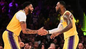 Los Angels Lakers ve Milwaukee Bucks yarı finalde (NBAde gecenin sonuçları)