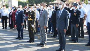 Tarsusta 30 Ağustos Zafer Bayramı kutlandı
