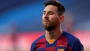 La Ligadan Lionel Messiye transfer uyarısı 700 milyon euro...