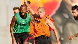 Galatasarayda yeni sezon hazırlıkları sürüyor