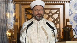 Diyanet İşleri Başkanı Erbaştan Norveçte Kuran-ı Kerimin yırtılmasına tepki