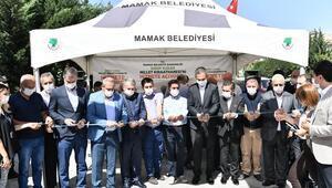 Millet kıraathaneleri Mamak'a zenginlik katacak