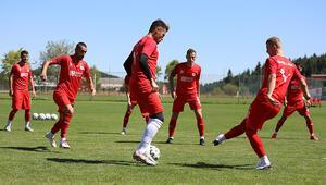 Demir Grup Sivassporda forma numaraları belli oldu