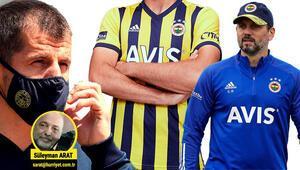 Son Dakika | Fenerbahçede ayrılık zamanı Gönderilecek 11 futbolcu belli oldu...