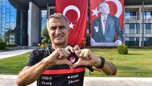 Şenol Güneş: Kulüp takımlarına dönmeyi düşünmüyorum, hedefim Dünya Kupası...