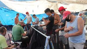 Karadenizli balıkçılar, vira bismillah demeye hazırlanıyor