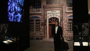 Atatürkün eşyaları, Antalya Akvaryumda sergileniyor